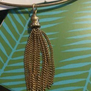 Stella & Dot Jewelry - NWT Stella & Dot necklace w tassel; original box